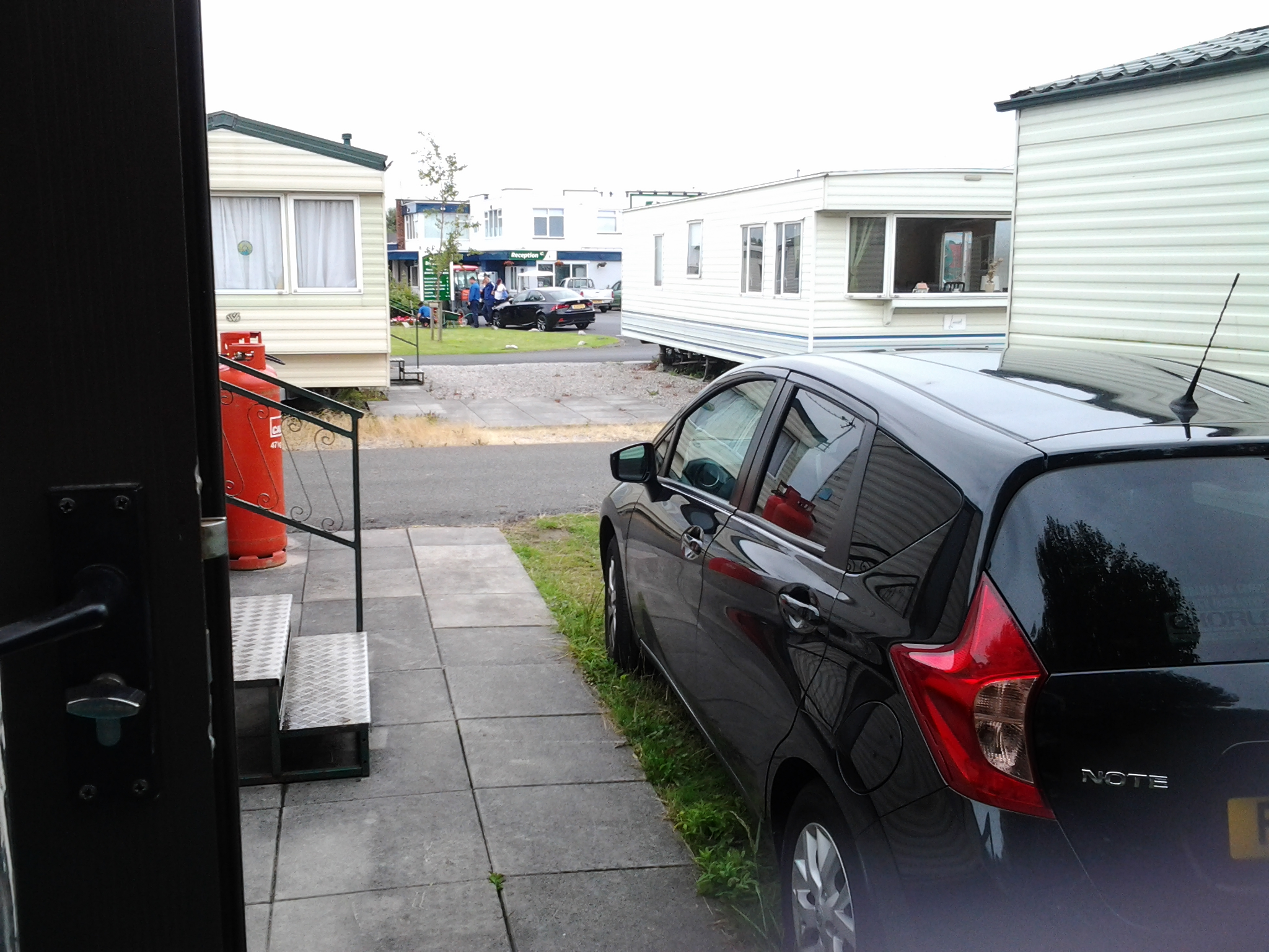 Beautiful Caravan For Hire At Cala Gran Blackpool